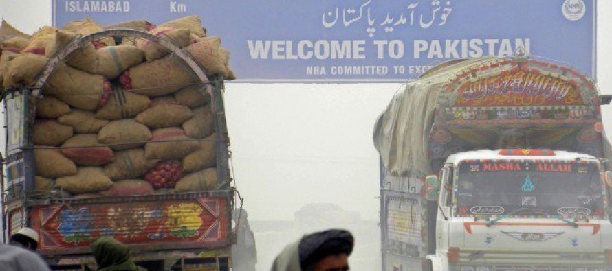 Afghanistan, Pakistan agree on transit trade test run