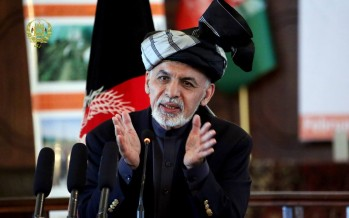 President Ghani approves National Export Strategy