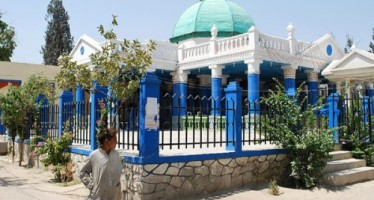 King Amanullah Khan's mausoleum to be soon reconstructed
