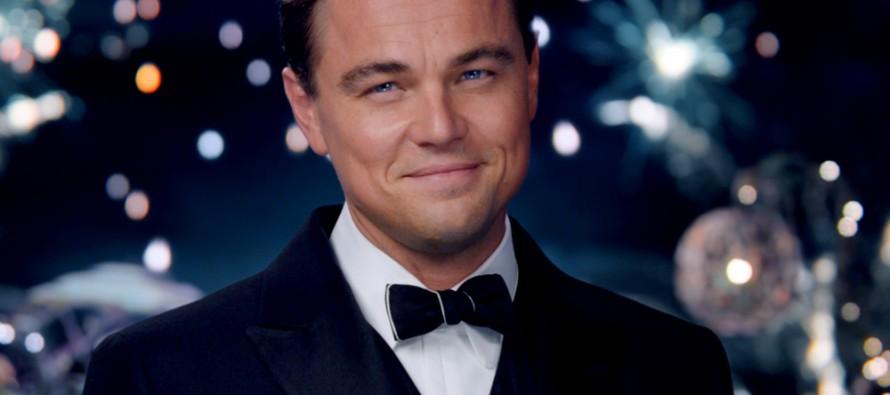 Leonardo DiCaprio wins his first Oscar award
