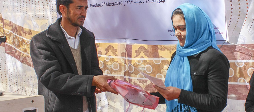 170 women acquire new skills in Badakhshan for work and business