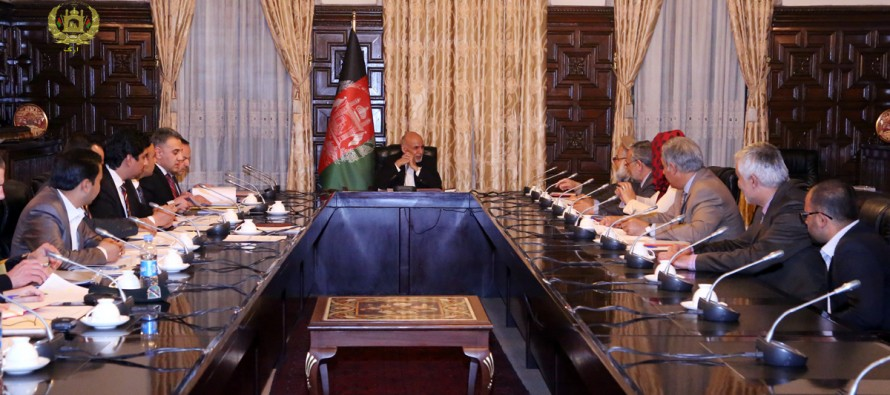 NPC discusses supply of quality medicines to Afghanistan