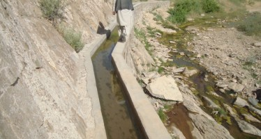 NSP completes development projects in Ghor province