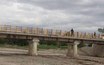 Over 10,000 families benefit from projects in Khost province