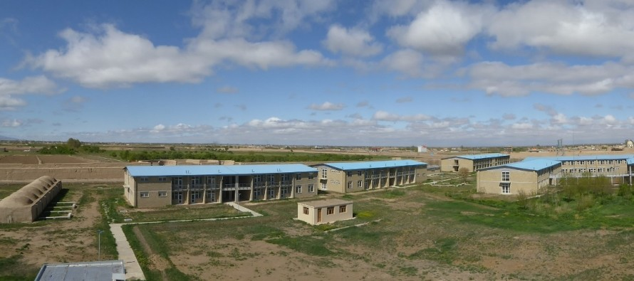 New vocational training campus opens its doors in Balkh