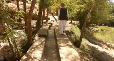 Development projects completed in Kapisa & Uruzgan