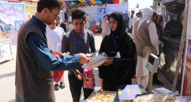 AgFair held in Mazar to promote agricultural sector in Northern Afghanistan
