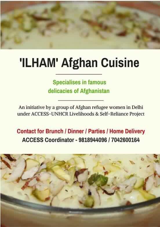 ILHAM Afghan CUisine