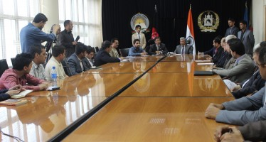 India grants $ 1mn to Habibia High School in Kabul over a period of 10 years