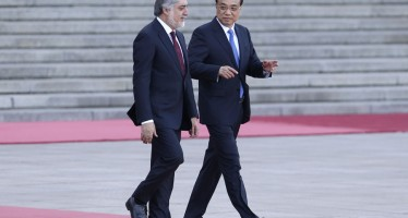 China pledges support for Afghanistan's reconciliation process