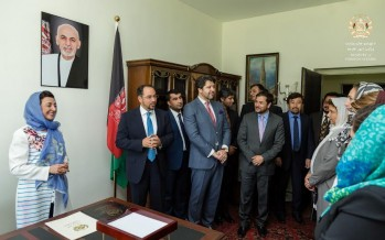 Adela Raz assumes office as deputy foreign minister for economic affairs