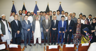 USAID recognizes 40 Afghan entrepreneurs