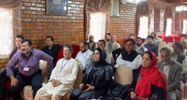 Development of design, construction and maintenance procedures for school buildings in Afghanistan