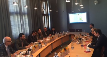 Afghan delegation participates at solar energy fair in Germany to attract investment