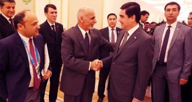 President Ghani attends SCO Summit in Uzbekistan