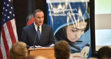 Access to higher education to unleash potential in Afghan women