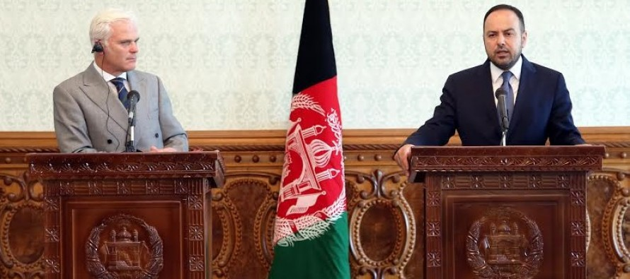 Britain pledges 15mn pound for Afghanistan Investment Climate Program