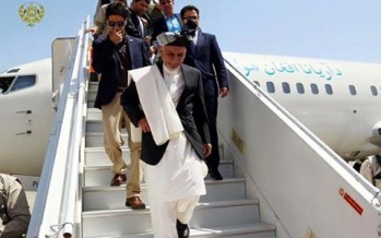 President Ghani, PM Modi inaugurate Salma Dam today