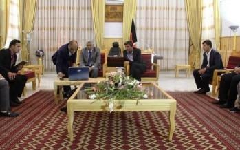Survey of Herat-Torghundi railroad launched