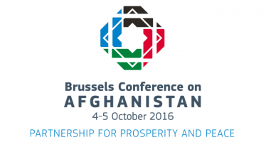 Upcoming Brussels conference to focus on Afghanistan's stability, regional cooperation and economic reforms