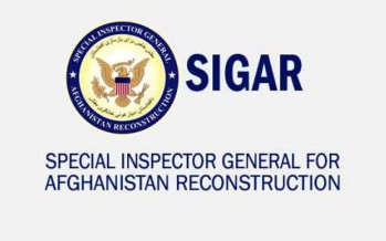 ICT sector could reduce Afghanistan's reliance on foreign aid: SIGAR