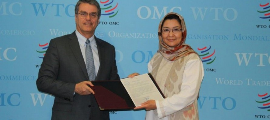 Afghanistan to become WTO member on July 29, 2016