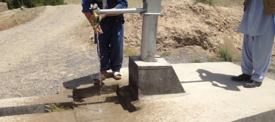 364 development projects completed in Logar Province