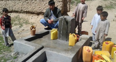 124 projects completed in Samangan Province