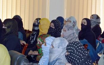 Internship program for young women starts in Takhar province