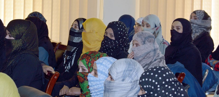 Internship program for young women starts in Takhar province