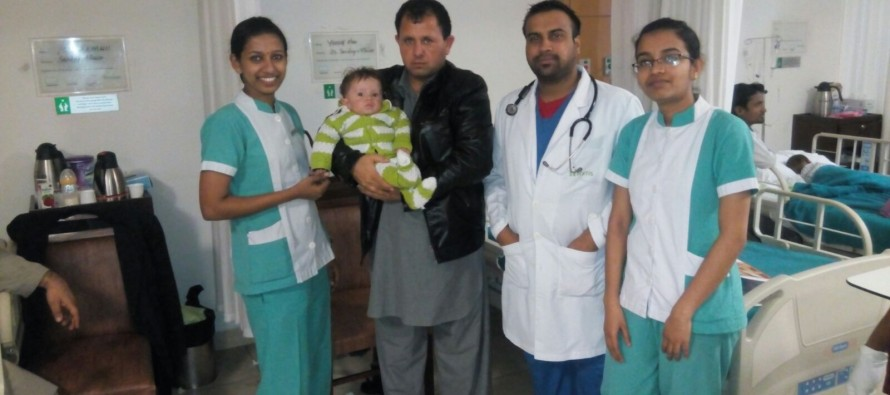 India provides annual aid of $1mn to Afghan Red Crescent Society