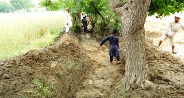 175 development projects implemented in Laghman province