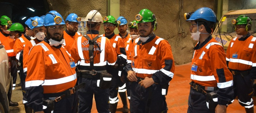 Afghanistan attends workshop in Turkey on good governance in mining industry