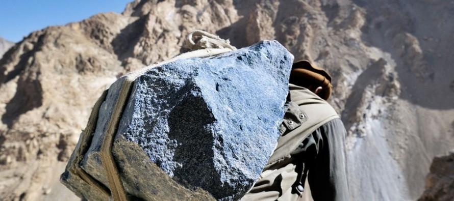 Mine revenue in Badakhshan down by 90% in past 2 years