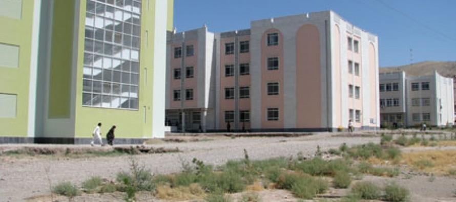 Job fair held in Herat University