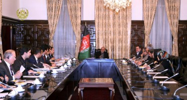 Afghan gov't approves Doshi-Bamiyan power transmission contract