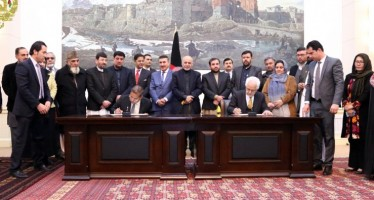Afghanistan, India sign $113mn contract for Ghazni-Kandahar power project