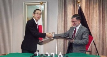 Japan pledges $8.7mn to improve agriculture in Herat
