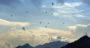 Afghan women taking over kite making industry