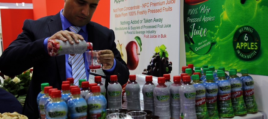 Afghan exporters sign major deals at Dubai's Gulfood