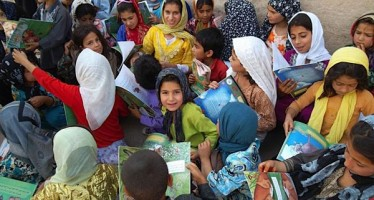 USAID Launches $70 Million Afghan Children Read Initiative