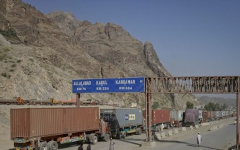 China to Build Up Afghanistan-Pakistan border crossings