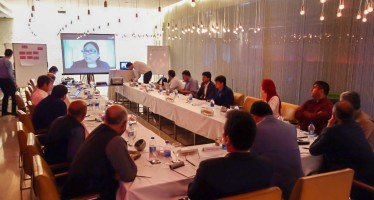 Afghan Parliamentarian Forum in India on Natural Resource Management