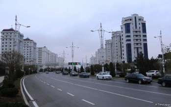 Central Asian Nations Adopt Ashgabat Initiative To Reduce Trade Barriers