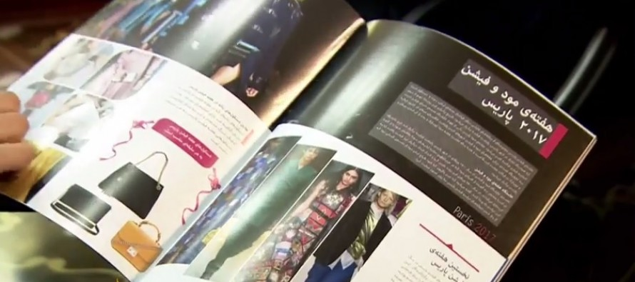 First Afghan women's magazine turns page on cultural traditions