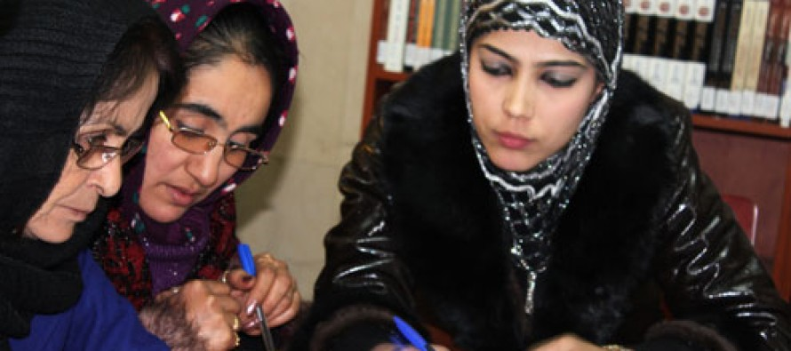 Afghan Women Business Owners to Receive Lands in Kabul