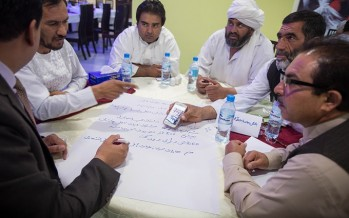 Consultation held in Herat to discuss trade challenges & opportunities
