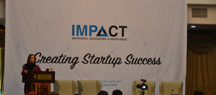 impACT Kabul Start-Up Conference: 250 Businessmen Learn from Successful Entrepreneurs