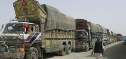 Afghan Exports Down By 65% Over the Past Three Months