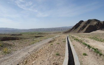 Afghan government to build 22 water canals in next five years
